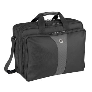 "WENGER - LEGACY 17"" Triple-Gusset Laptop Case 600654"