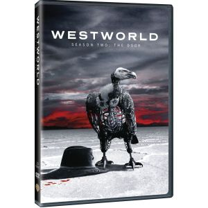 WESTWORLD SEASON TWO: ΤΗΕ DOOR (DVD)