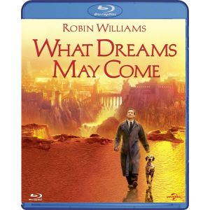WHAT DREAMS MAY COME - ΘΑ ΣΕ ΒΡΩ ΣΤΟΝ ΠΑΡΑΔΕΙΣΟ (BLU-RAY)