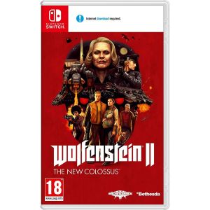 WOLFENSTEIN 2: THE NEW COLOSSUS (NSW)