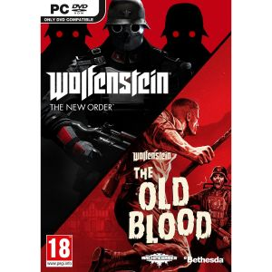 WOLFENSTEIN: THE TWO-PACK / THE NEW ORDER & THE OLD BLOOD (PC)