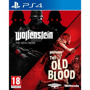 WOLFENSTEIN: THE TWO-PACK / THE NEW ORDER & THE OLD BLOOD (PS4)