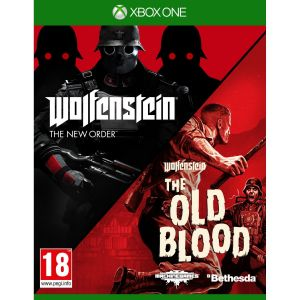 WOLFENSTEIN: THE TWO-PACK / THE NEW ORDER & THE OLD BLOOD (XBOX ONE)