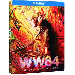 WONDER WOMAN 1984 Limited Edition Steelbook [ΑΠΟΚΛΕΙΣΤΙΚΟ] (BLU-RAY)
