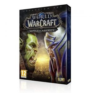 WORLD OF WARCRAFT: BATTLE FOR AZEROTH - Standard Edition (PC)