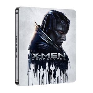 X-MEN: APOCALYPSE 3D Limited Edition Steelbook (BLU-RAY 3D + BLU-RAY)