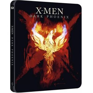 X-MEN: DARK PHOENIX Limited Edition Steelbook (BLU-RAY) + GIFT Steelbook PROTECTIVE SLEEVE