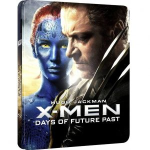 X-MEN: DAYS OF FUTURE PAST 3D - X-MEN: ΗΜΕΡΕΣ ΕΝΟΣ ΞΕΧΑΣΜΕΝΟΥ ΜΕΛΛΟΝΤΟΣ 3D Limited Collector's Edition Steelbook (BLU-RAY 3D + BLU-RAY)