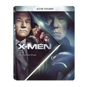X-MEN TRILOGY (X-MEN/X-MEN 2/X-MEN 3: THE LAST STAND) - Limited Edition Steelbook [Εισαγωγής ΜΕ ΕΛΛΗΝΙΚΟΥΣ ΥΠΟΤΙΤΛΟΥΣ] (3 BLU-RAY)