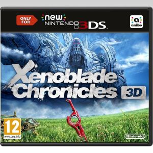 XENOBLADE CHRONICLE 3D (New 3DS)