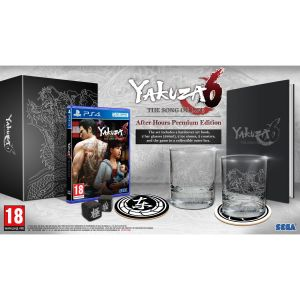 YAKUZA 6: THE SONG OF LIFE - DAY 1 After Hours Premium Edition (PS4)