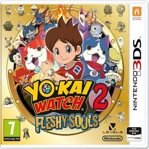 YO-KAI WATCH 2: FLESHY SOULS (3DS, DS)
