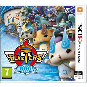 YO-KAI WATCH BLASTERS WHITE DOG SQUAD (3DS, 2DS)