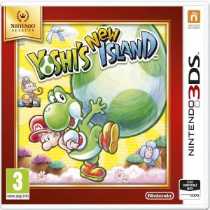 YOSHI'S NEW ISLAND - SELECTS (3DS, 2DS)