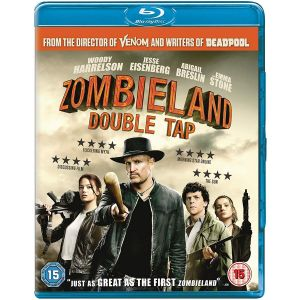 ZOMBIELAND: DOUBLE TAP (BLU-RAY)