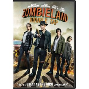 ZOMBIELAND: DOUBLE TAP (DVD)