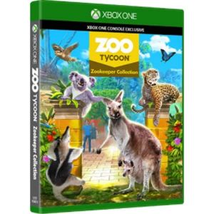 ZOO TYCOON: ZOOKEEPER COLLECTION - REMASTERED (XBOX ONE)