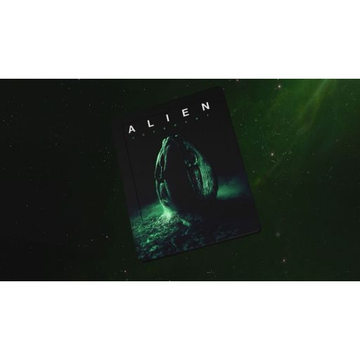 ALIEN: COVENANT Limited Edition Exclusive Steelbook + 3D Lenticular Magnet (BLU-RAY)