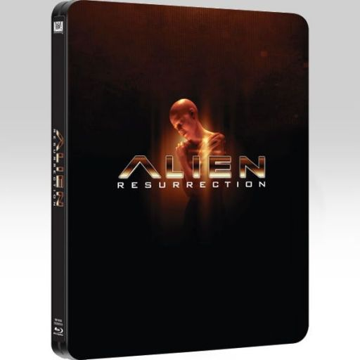 ΑLIEN: RESURRECTION Theatrical Cut & Special Edition - ΑΛΙΕΝ: Η ΑΝΑΓΕΝΝΗΣΗ Theatrical Cut & Special Edition Limited Collector's Steelbook [Εισαγωγής ΜΕ ΕΛΛΗΝΙΚΟΥΣ ΥΠΟΤΙΤΛΟΥΣ] (BLU-RAY)