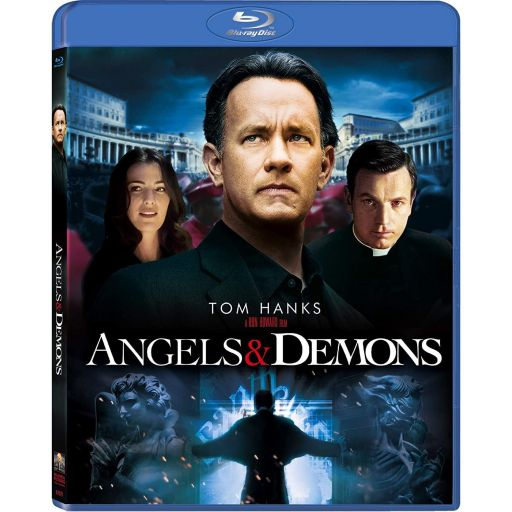 ANGELS AND DEMONS - ILLUMINATI: ΟΙ ΠΕΦΩΤΙΣΜΕΝΟΙ [4K ReMASTERED] (BLU-RAY)