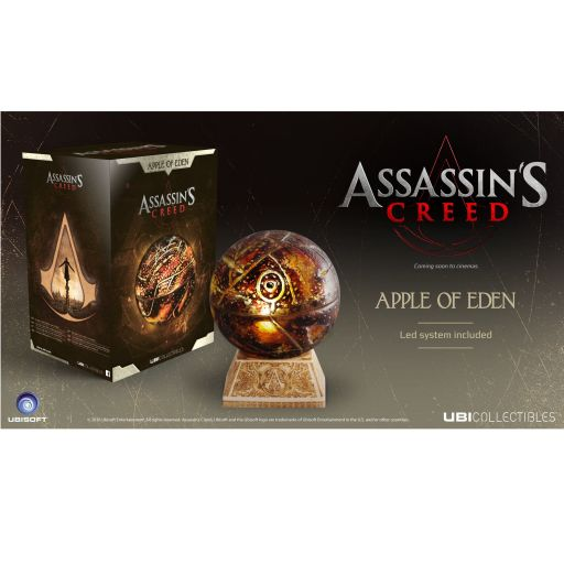 ASSASSIN'S CREED: MOVIE - THE APPLE OF EDEN Replica Lifesize
