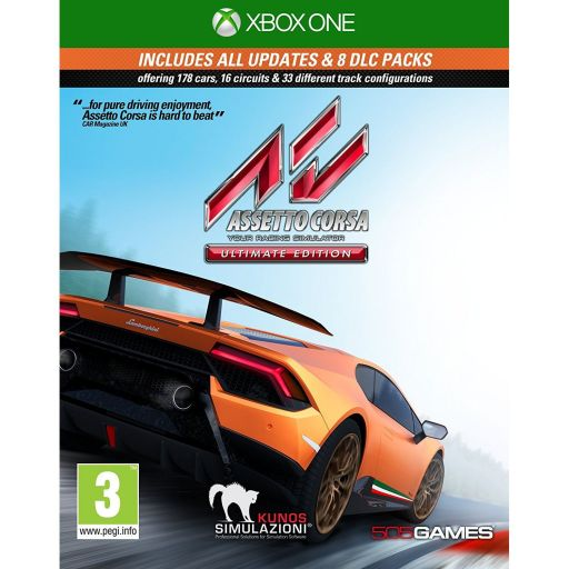 ASSETTO CORSA - ULTIMATE EDITION (XBOX ONE)