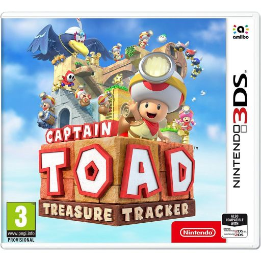 CAPTAIN TOAD: TREASURE TRACKER (3DS, 2DS)