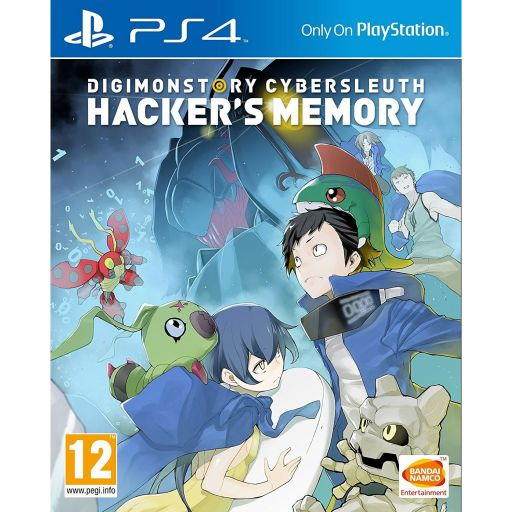 DIGIMON STORY: CYBER SLEUTH HACKER'S MEMORY (PS4)