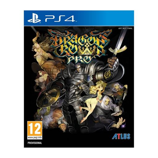 DRAGON'S CROWN PRO - Battle-Hardened Limited Edition (PS4)