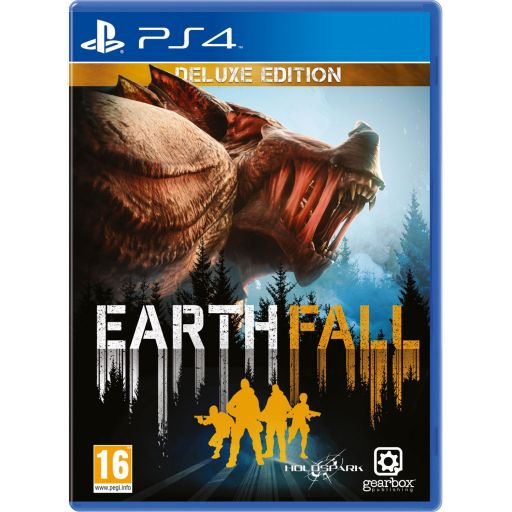 EARTH FALL - Deluxe Edition (PS4)