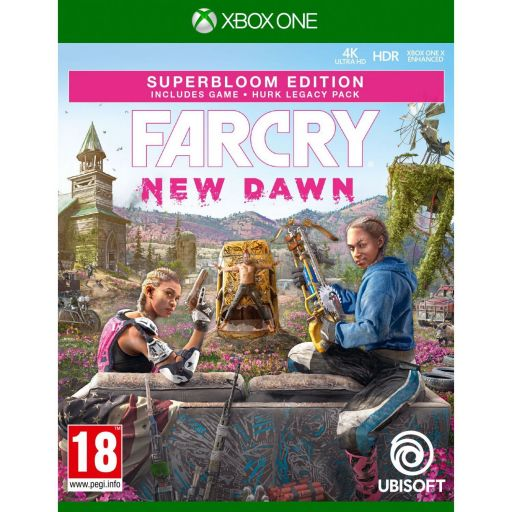 FAR CRY NEW DAWN - Superbloom Deluxe Edition (XBOX ONE)