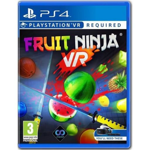 FRUIT NINJA VR (PSVR)