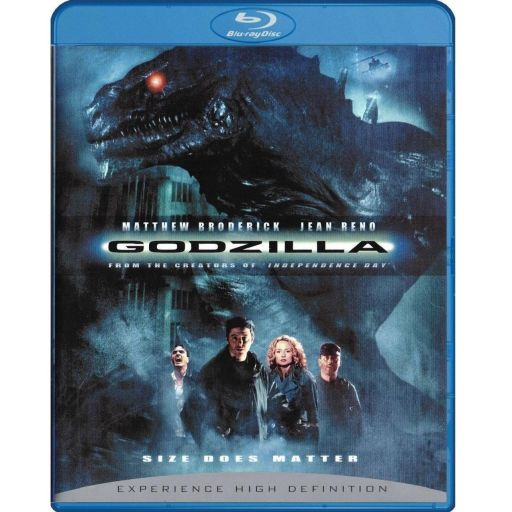GODZILLA (BLU-RAY) ***SONY EXCLUSIVE***