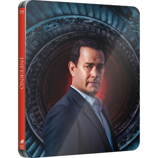 INFERNO Limited Edition Steelbook [Imported] (2 BLU-RAYs)