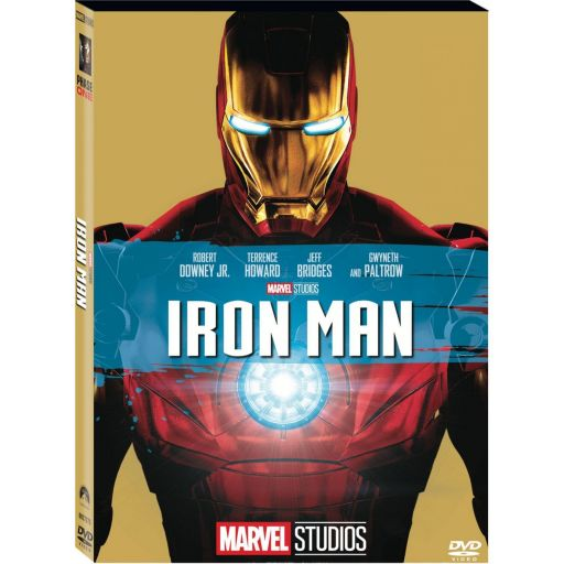 IRON MAN O-Ring (DVD) ***MARVEL EXCLUSIVE***
