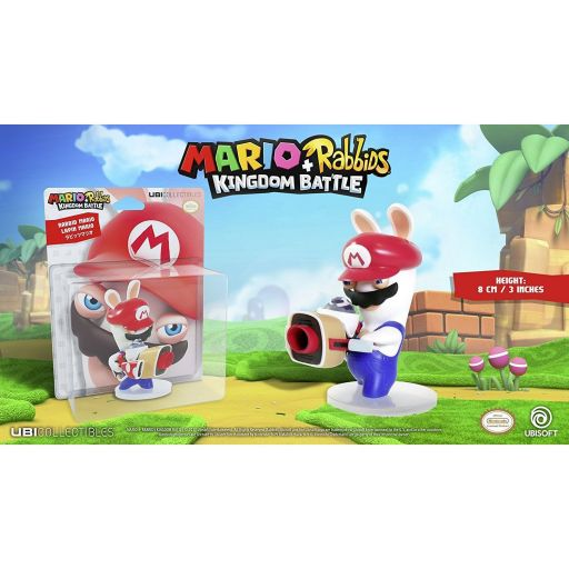 MARIO + RABBIDS: KINGDOM BATTLE - MARIO 3'' Figurine