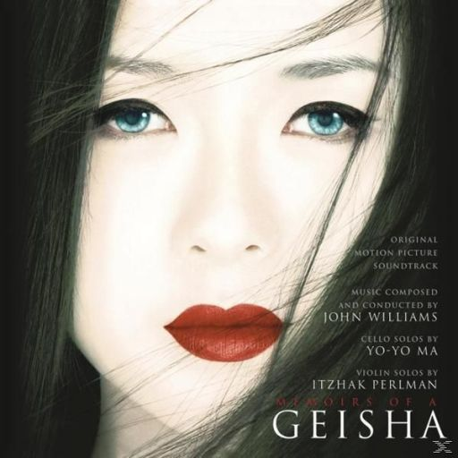 MEMOIRS OF A GEISHA - ORIGINAL MOTION PICTURE SOUNDTRACK (AUDIO CD)