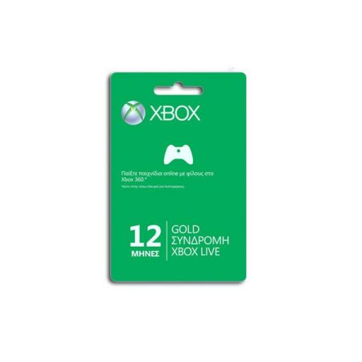 how to use xbox live gold card