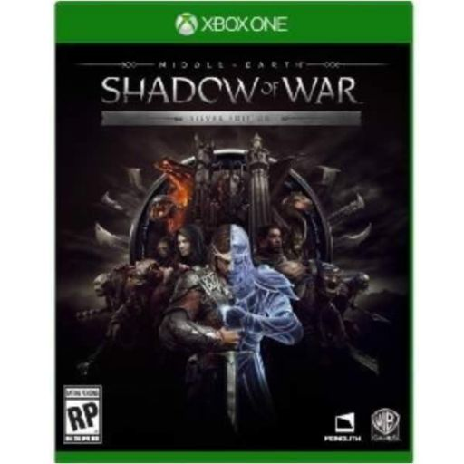 MIDDLE EARTH: SHADOW OF WAR - SILVER EDITION (XBOX ONE)