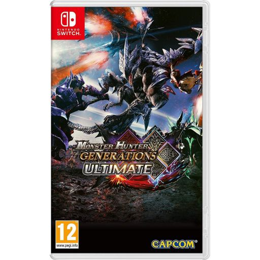 MONSTER HUNTER GENERATIONS ULTIMATE (NSW)