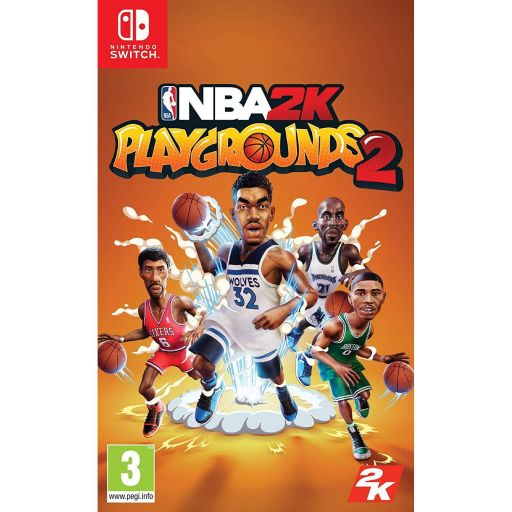 NBA 2K PLAYGROUNDS 2 (NSW)