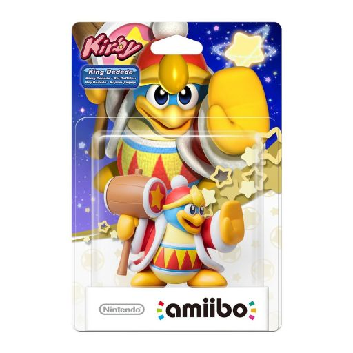 NINTENDO AMIIBO Φιγούρα: KING DEDEDE Kirby Series