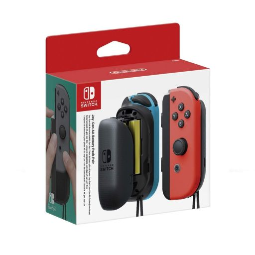 NINTENDO SWITCH JOY-CON AA BATTERY PACK PAIR (NSW)