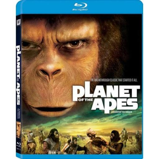 PLANET OF THE APES [1968] - Ο ΠΛΑΝΗΤΗΣ ΤΩΝ ΠΙΘΗΚΩΝ [1968] (BLU-RAY)