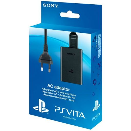 SONY OFFICIAL PS VITA AC ADAPTOR (EU) (PS VITA)