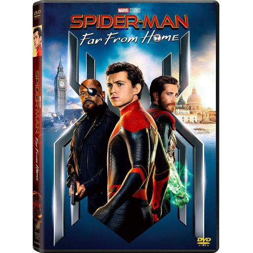 SPIDER-MAN: FAR FROM HOME - SPIDER-MAN: ΜΑΚΡΙΑ ΑΠΟ ΤΟΝ ΤΟΠΟ ΤΟΥ (DVD)
