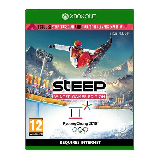 STEEP: ROAD TO THE OLYMPICS (XBOX ONE)