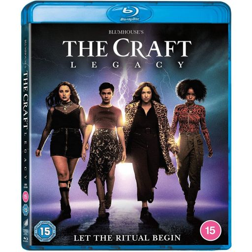 THE CRAFT: LEGACY (BLU-RAY)