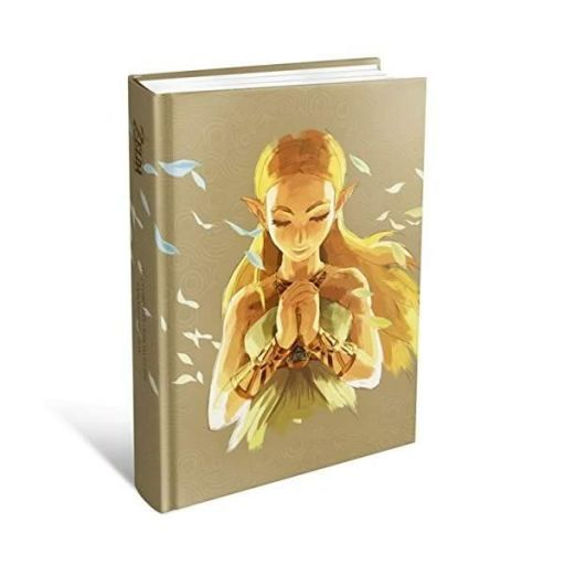 THE LEGEND OF ZELDA: BREATH OF THE WILD The Complete Official Guide - Expanded Edition [ΑΓΓΛΙΚΟ]