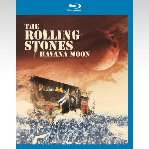 THE ROLLING STONES: HAVANA MOON (BLU-RAY)